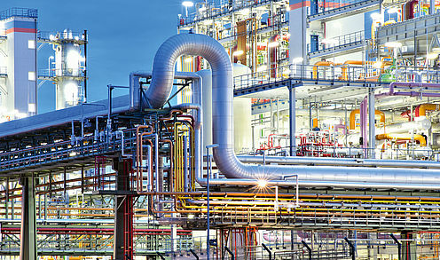 Systec Therm - Beheizungen<br /> in der Industrie